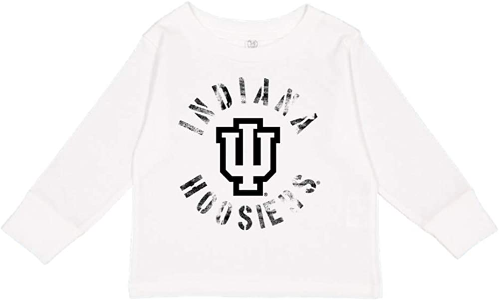 NCAA Indiana Hoosiers 21AU01 Toddler Long-Sleeve T-Shirt