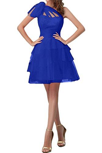 TOSKANA BRAUT - Vestido - trapecio - para mujer azul real