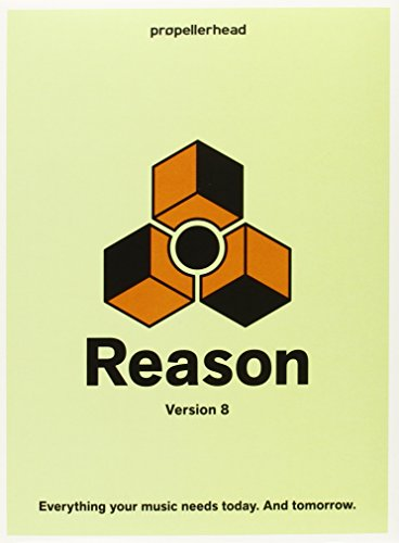 Propellerhead (1) Reason 8