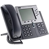 Cisco Systems 7960G Unified VOIP Phone (Requires Cisco CallManager)