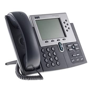 Amazon com : Cisco 7940 Series Unified IP VoIP Phone - CP