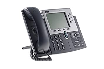 Amazon.com : Cisco Systems 7960G Unified VOIP Phone (Requires Cisco  CallManager) : Electronics