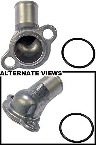 APDTY 013324 Coolant Water Outlet Housing With Gasket