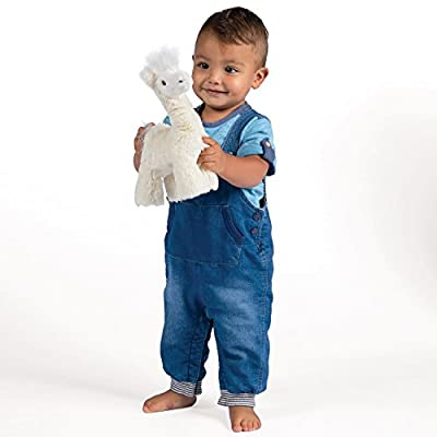 Manhattan Toy Voyagers Ernesto Llama Stuffed Animal, 11