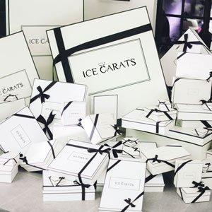 Icecarats Créatrice De Bijoux 14K Charme D'Enfant En Or Blanc
