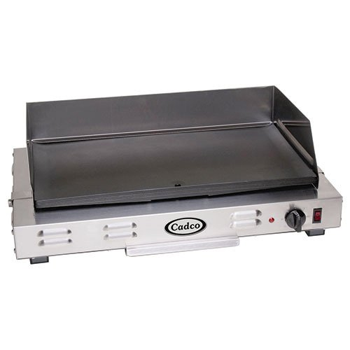 Cadco CG-10 Countertop 120-Volt Electric Griddle