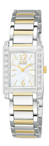 Palidoro Citizen Watch - Citizen Women's EW9464-57D Eco-Drive Palidoro Diamond Watch