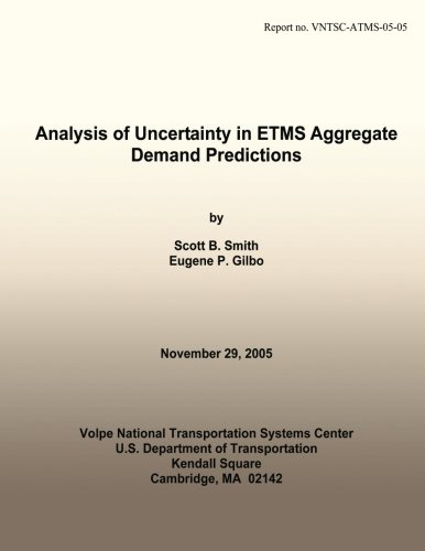 Download Analysis of Uncertainty in ETMS Aggregate Demand Predictions pdf