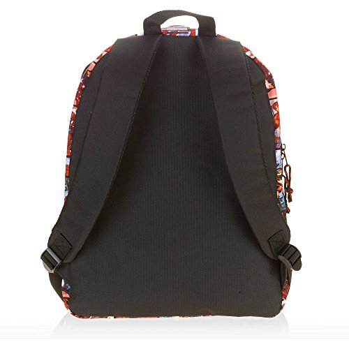 9836efbe998 Marvel Comic Print 16 Standard Size Backpack low-cost ...