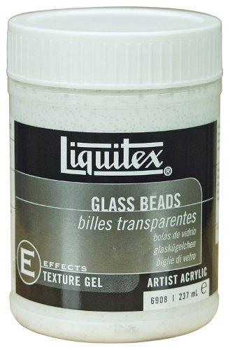Liquitex Professional Glass Beads Effects Medium, 237ml (Liquitex Basics Series)