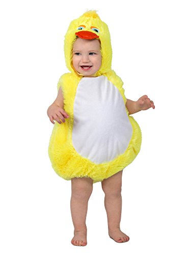 Princess Paradise Plucky Duck Child's Costume, 2T
