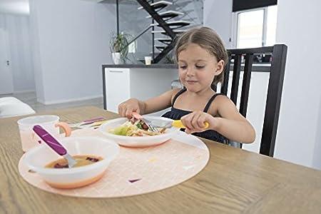 Babymoov Assiette Antid/érapante P/êche