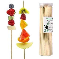 Bamboo Skewers (200 Pcs)