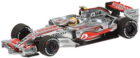 1/43 Vodafone Mclaren Mercedes Mp4-22 2007 Lewis Hamilton for sale  Delivered anywhere in USA
