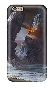 Durable Defender Case For Iphone 6 Tpu Cover(lords Of The Fallen )