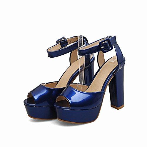 Elegante Sandali Blue Misssasa Donna Per Giorni Da Sala q10FY51