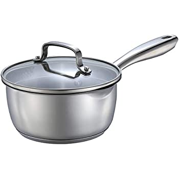 Amazon Com Momscook 1 5 Quart Stainless Steel Multi Layer