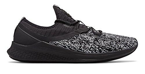 気まぐれな推測債務者(ニューバランス) New Balance 靴?シューズ メンズランニング Fresh Foam Lazr Sport Black with White ブラック ホワイト US 11.5 (29.5cm)