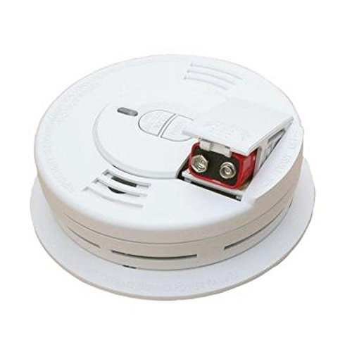 Kidde 21010532 Battery Operated Front Load Smoke Alarm with Year Battery Backup - Kidde Front Load Battery