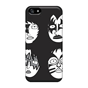 Eeq28410jSuJ Snap On Cases Covers Skin For Iphone 5/5s(kiss)