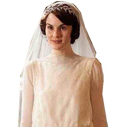 Wiipu Leaves Rhinestone Crystal Wedding Headband Bridal Tiara Crown(N433)
