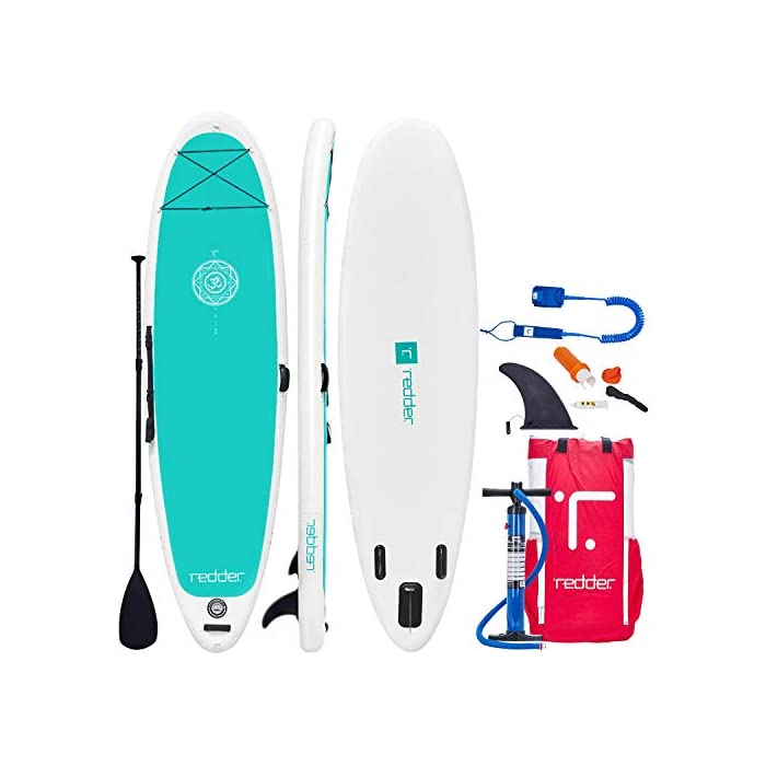 Redder Inflatable Stand Up Paddle Board