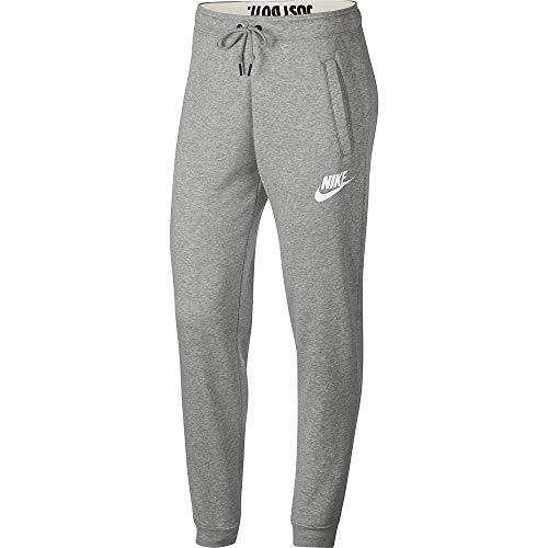 Nike Sportswear Women's Rally Jogger Grey/White-Black 931868-050 (Size XL)