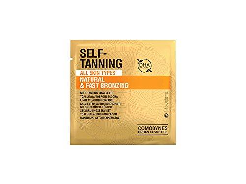 - Comodynes Self-Tanning Towelettes - 8 ea