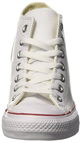 Bianco Femme Hautes 39 Baskets EU Converse 549560c wqIfttS