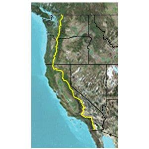 Garmin 010C105900 Trailhead Series-Pacific Crest Trail