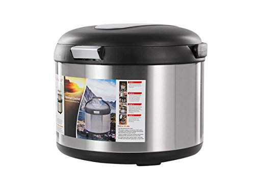 (Tayama TXM-50CF Energy-Saving Thermal Cooker, 5 L,)