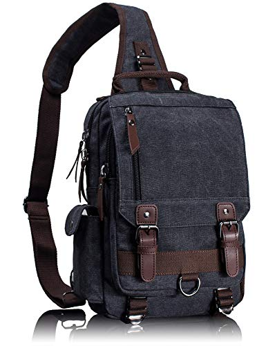 Leaper Retro Messenger Bag