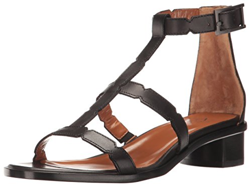 outlet fashionable Aquatalia by Marvin K. Women's Risa Calf Gladiator Sandal Black discounts sale online for nice online 2014 cheap sale cheap find great adb8Yi