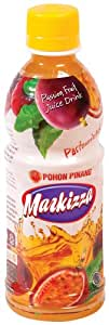 Markizza Passion Fruit Juice Drink, 11.15 Fl Oz (Pack of 24)