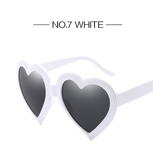 Yangjing-hl Gafas de Sol Vintage ovaladas Gafas de Sol ...