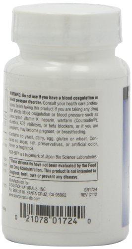 Amazon.com: Source Naturals nattokinase 36 mg, SN1724, 1, 1 ...