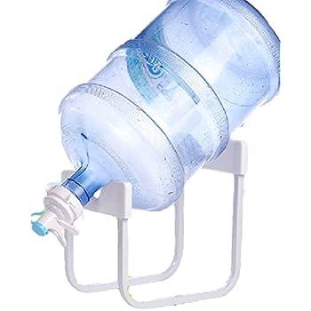 Amazon Com Aqua Beauty Reusable Bottled Water Stand