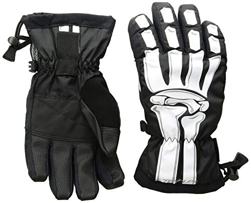 Seirus Innovation Rascal Glove, Skeleton, - Microfiber Gloves Seirus