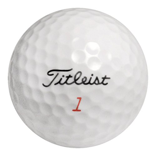 (AAA Titleist 100 Pack used golf balls)