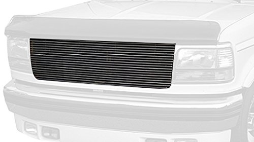 Carriage Works 40022 Polished Aluminum Billet Grille (Polished Carriage)