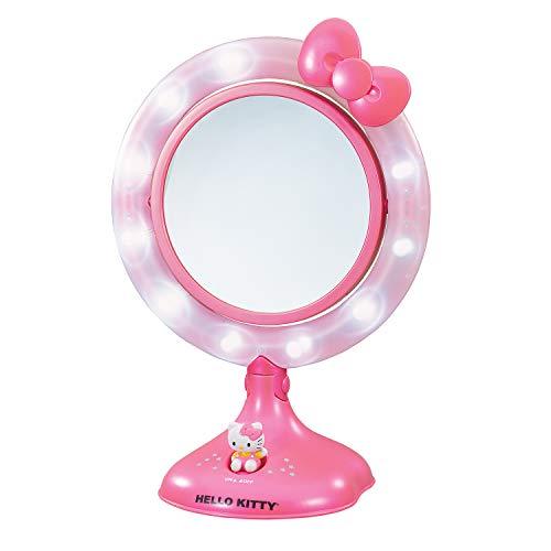 Hello Kitty KT3020 Lighted Make-Up Mirror (Decor Hello Home Kitty)