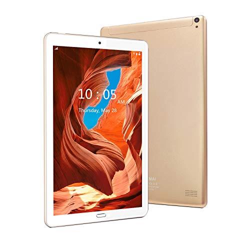 🥇 Tablet 10 Pulgadas 4G Android 9.0 Tableta 4GB RAM 64GB ROM