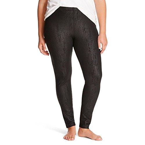 xhilaration-hosiery-leggings-2x-opaque-mid-rise-crackle-black-xxl