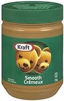 KRAFT Peanut Butter - Smooth 2KG