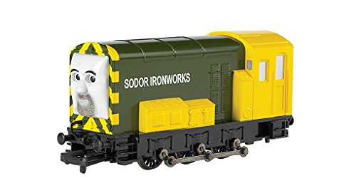Bachmann Thomas and Friends Iron Bert Locomotive with Moving Eyes (HO Scale)