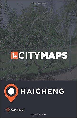 City Maps Haicheng China James McFee Amazoncom - Haicheng map