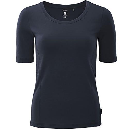 Schneider Sportswear Loisirs Sport Femme T-shirt keeraw Bleu foncé