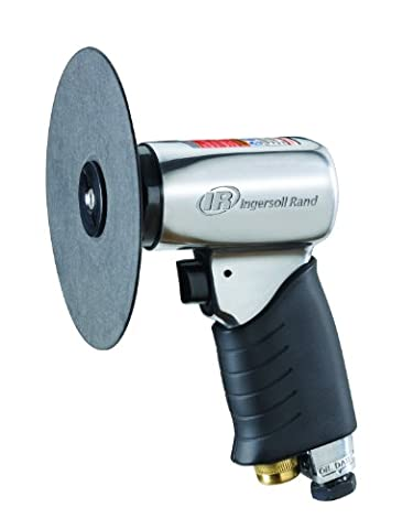 Ingersoll Rand 317G Edge Series High Speed Air Sander, Silver (Ingersoll Rand High Speed Sander)