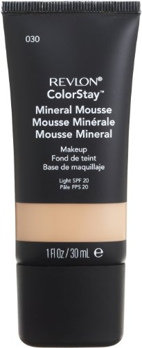 Revlon ColorStay Mineral Mousse Makeup, Light, 1 Ounce