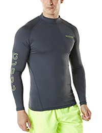 Men's UPF 50+ Long Sleeve Rashguard MSR Series